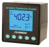 1/4 DIN 10-Channel Automatic Temperature Scanner -- DP1001AM