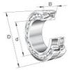 22300 Series Spherical Roller Bearings -- 22336 W33