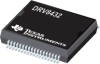DRV8432 12A Dual Brushed DC or Single Bipolar Stepper Motor Driver (PWM Ctrl) -- DRV8432DKD