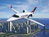 Business Jet -- Learjet 70