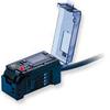 KEYENCE RGB Digital Fiberoptic Sensor Amplifier -- CZ-V21A -- View Larger Image