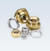 Hex Extension Nuts (Hi-Torque Stainless Steel Locking 2-56 to 10-32 thread fasteners) -- 66246H