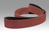 3M Cubitron 931D Coated Ceramic Aluminum Oxide Sanding Belt - 80 Grit - 1/4 in Width x 24 in Length - 11003 -- 051125-11003 - Image