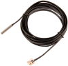 1-Wire Temperature Sensor (DS18B20), Waterproof/Stainless Probe, 6P4C (RJ11) Connector, 3m Length -- CA651 -- View Larger Image