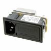 Power Entry Connectors - Inlets, Outlets, Modules -- 2-6609129-2-ND -Image