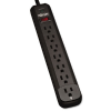 TLP712B Surge Suppressor, 7 Outlet, 12ft Cord 1080, Joules, -- TRP712B