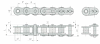 Standard Roller Chains -- RC140 - Image