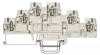 Feed Through Sectional Terminal Block -- CR451WFMT02SG - Image