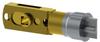 (70 mm) Adjustable Backset Dead Latch -- 3915 - Image