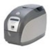 Zebra P110i - Plastic card printer - color - dye sublimation -- P110I-0000A-IDS