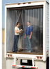 ALECO Strip Doors for Semi Trailers -- 7568500