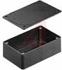 Enclosure, Utilibox; ABS Plastic; BlackTextured -- 70148653