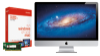 iMac i5 2.7QC 4GB/1TB 27 Parallels 7 2x4GB Memory Bundle