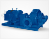 Horizontal Two Stage Pump -- Model 421
