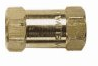 """Brass Check Valve, 3/8"""" NPT(F) Connection -- GO-98676-16 -- View Larger Image"""