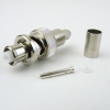 SHV Plug (Male) Connector For RG59 Cable, Crimp/Solder