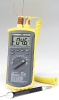 4-Channel Type-K Thermometer -- HH501DK
