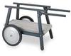 Stand,Wheel&Tray -- 1EZ17