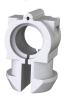 Cable Supports and Fasteners -- OFTGSP-1-05-19-ND -Image