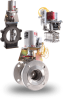 FM Fire-Safe Thermal & Electro-Thermal Shutoff Flanged Ball Valves -- F90