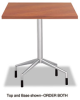 Standard Fixed Height Table Base, 28