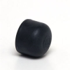 Snap-On Black Cap for Push-Button Switches -- 407-03