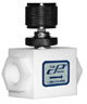 Cole-Parmer Chemically Inert Metering Valve, 300 L/min Air and 9 L/min Water -- EW-06394-16