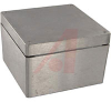 Enclosure; Aluminum Alloy; 6.25 X 6.25 X 4.00 in.; Natural; NEMA 4 -- 70148299