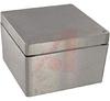 Enclosure; Aluminum Alloy; 6.25 X 6.25 X 4.00 in.; Natural; NEMA 4 -- 70148299