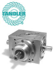Standard Right Angle Low Backlash Spiral Bevel Gearbox -- STD 01 5:1