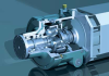 Two Speed Gearbox -- 2K2100