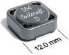 MSS1246 Series Shielded Surface Mount Power Inductors -- MSS1246-824 -Image
