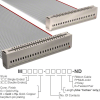 Rectangular Cable Assemblies -- M3EEK-5036J-ND -Image