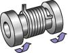 Indexing Spring Clutch -- SP93-8