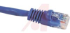 Cord, Patch; 3 ft.; Cat 6; Booted; Blue -- 70163283