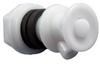 Push Button Acetal Spigot -- 17224