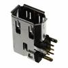 USB, DVI, HDMI Connectors -- 3M9422-ND - Image