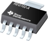 REG102-A Single Output LDO, 250mA, Adj.(2.5 to 5.5V), Low Noise, Fast Transient Response -- REG102NA-A/250G4
