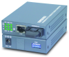 PoE Media Converter 10/100Base-TX to 100Base-FX - Pd Enabled -- M727xSP