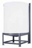 Conical-Bottom Tank System, 100 Gal. -- EW-06925-15