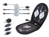 Belkin 7-in-1 Retractable Cable Travel Pack -- F3X1724 - Image