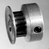 Max-M-Driver; PULLEY; TIMING PULLEY -- TP7A3W4-16