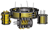 Non-Enclosed Slip Ring Assemblies
