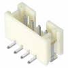 Rectangular Connectors - Headers, Male Pins -- 455-1736-6-ND -Image