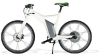 Electric Bike/Motorcycle Lithium-Ion Power Battery - Image