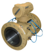 Liquid Ultrasonic Flow Meter -- Model 3804 - Image