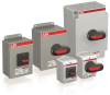 Enclosed Disconnect Switches -- eOT Series -Image