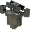 TP Series Rocker Switch, 1 pole, 2 position, Screw terminal, Flush Panel Mounting -- 1TP8-3 -Image