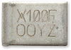 Surface Mount Resettable PTCs -- SMD100F-2 -Image