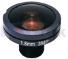 Megapixel Fish Eye Lens -- M12-1.8IR(3MP)-F -Image